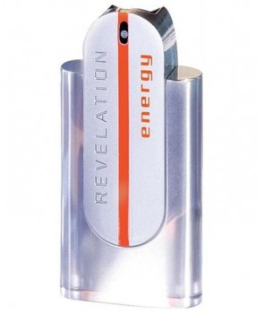 Revelation Energy for men by Pierre Cardin
