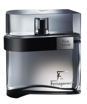 F Ferragamo black for men by Salvatore Ferragamo