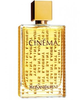 Cinema for women by Yves Saint Laurent