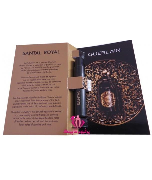 Sample Santal Royal Guerlain for women and men