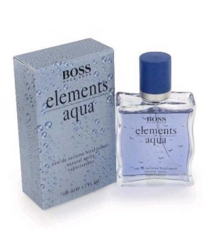 Elements Aqua for men by Hugo Boss