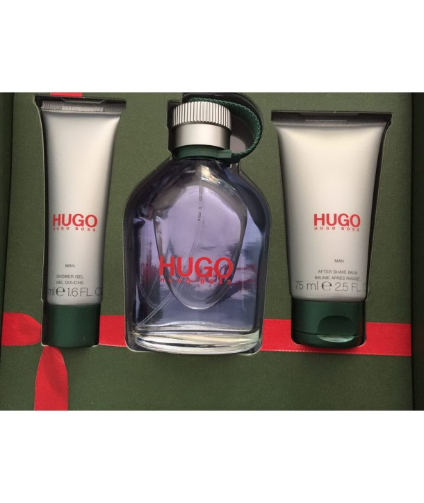 Gift Set Hugo for men by Hugo Boss