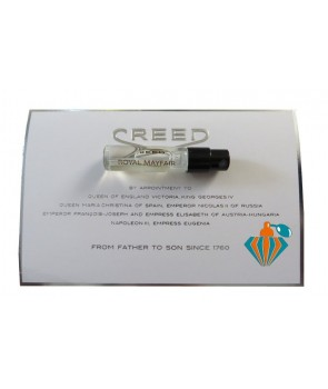 Sample Royal Mayfair Creed for women and men