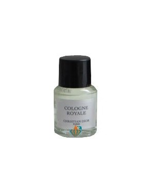 Miniature Cologne Royale Christian Dior for women and men