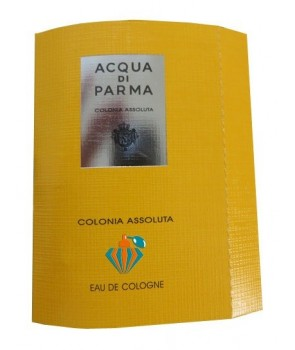 Sample Acqua di Parma Colonia Assoluta Acqua di Parma for women and men