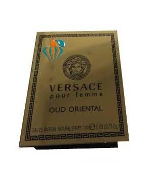 Versace Pour Femme Oud Oriental Versace for women