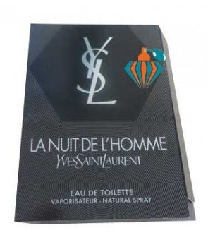 La Nuit de L'Homme for men by Yves Saint Laurent