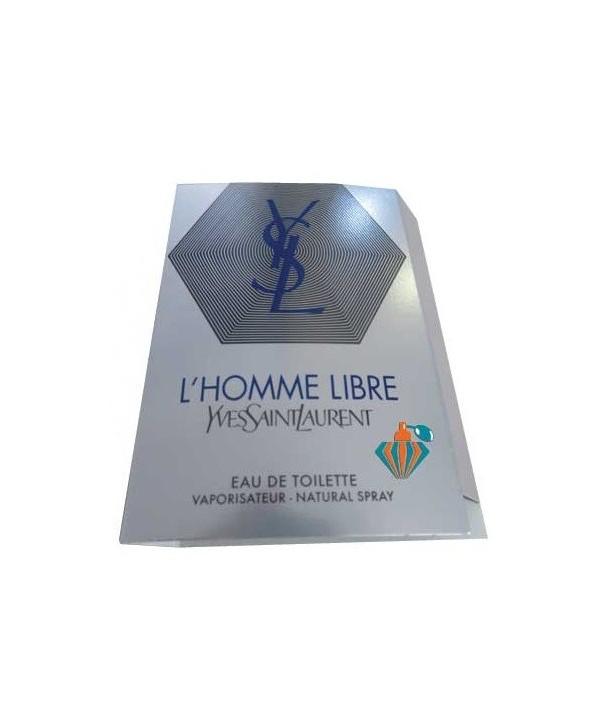 L'Homme Libre Yves Saint Laurent for men