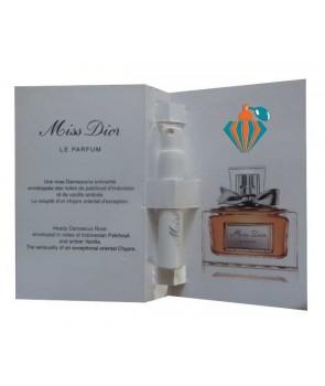Sample Miss Dior Le Parfum Christian Dior for women