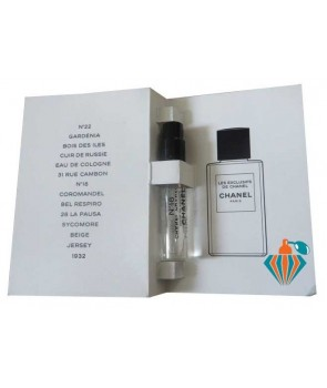 Sample Les Exclusifs de Chanel No 18 Chanel for women