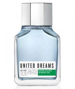 United Dreams Men Go Far Benetton for men