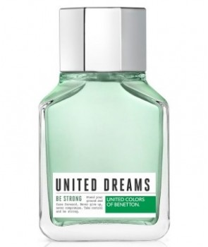 United Dreams Men Be Strong Benetton for men