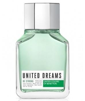United Dreams Men Be Strong Benetton for men