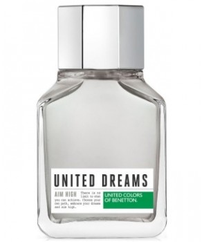 United Dreams Men Aim High Benetton for men