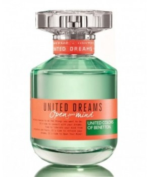 United Dreams Open Your Mind Benetton for women