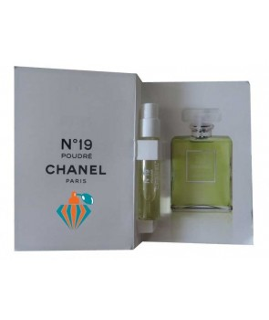 Sample Chanel No 19 Poudre Chanel for women