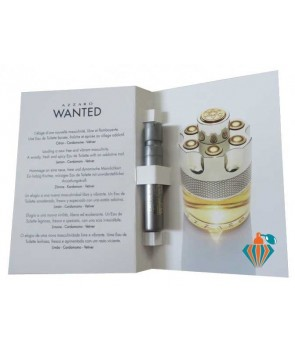 Sample Wanted Azzaro for men