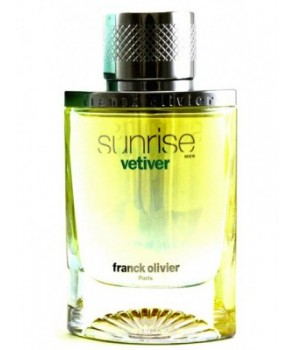 Sunrise Vetiver Franck Olivier for men