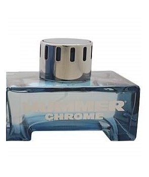 Hummer Chrome Blue for men