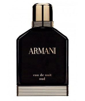 Sample Armani Eau de Nuit Oud Giorgio Armani for men