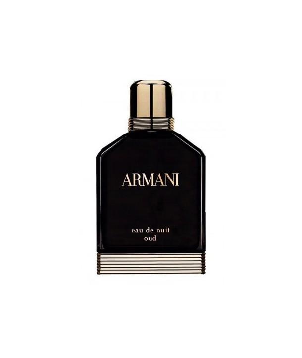 Sample Armani Eau de Nuit Oud Giorgio Armani for men
