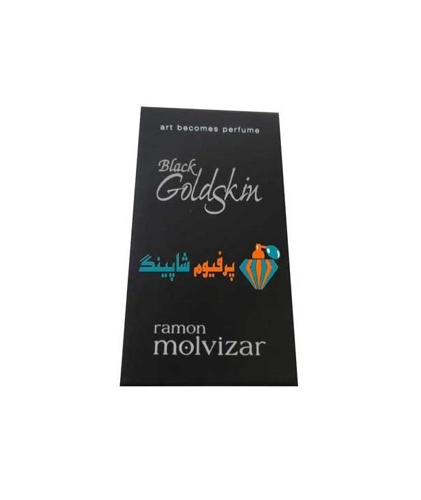 Black Goldskin Ramon Molvizar for women and men