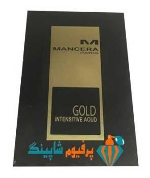 Sample Voyage en Arabie Gold Intensive Aoud Mancera for women and men