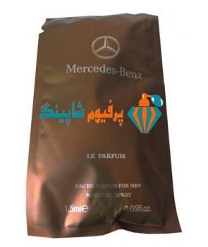 Le Parfum Mercedes-Benz for men