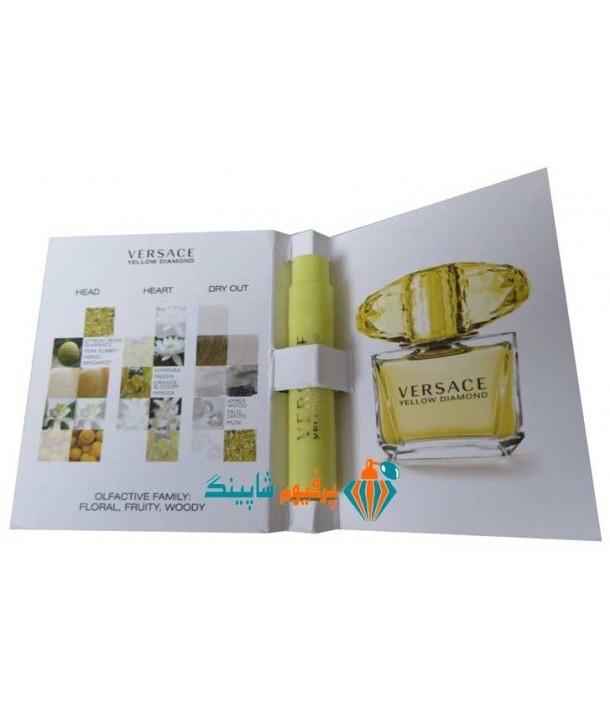 Yellow Diamond for women by Versace