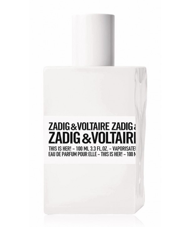 Tester This is Her Zadig & Voltaire for women
