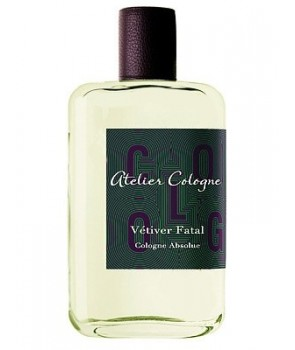 Vetiver Fatal Atelier Cologne for women and men