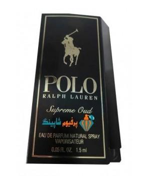 Polo Supreme Oud Ralph Lauren for men
