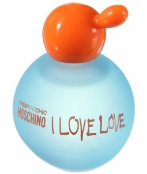 I Love Love for women by Moschino