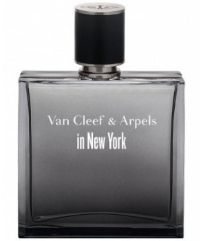 In New York Van Cleef & Arpels for men