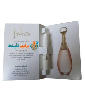 J`adore Eau de Toilette for women by Christian Dior