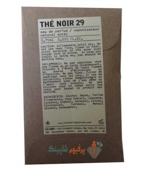 سمپل لی لابو دی نویر 29 Sample Le Labo The Noir 29